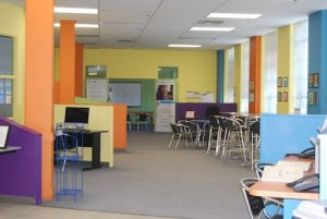 Learning Enrichment Foundation public work space